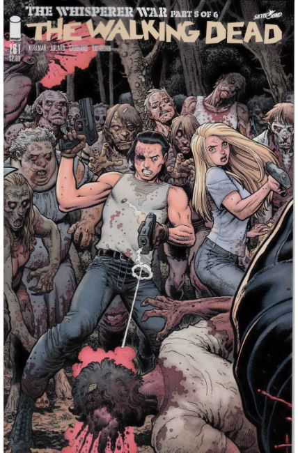 Walking Dead #161 Cover B [Image Comic] LARGE