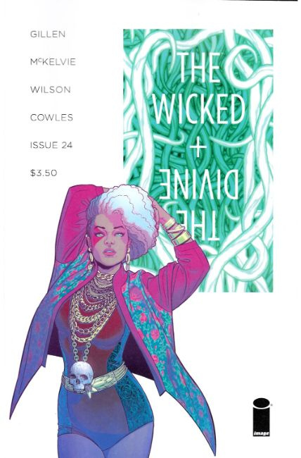 Wicked & Divine #24 Cover A [Image Comic] LARGE