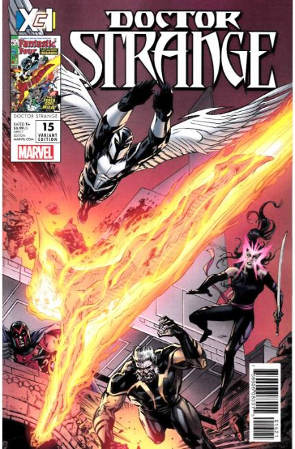Doctor Strange #15 XCI Variant Cover [Marvel Comic] THUMBNAIL