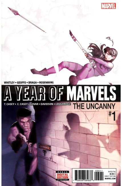 A Year of Marvels Uncanny #1 [Marvel Comic] LARGE