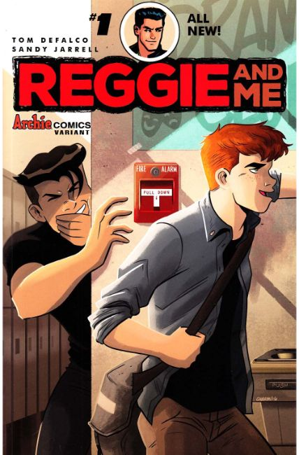 Reggie and Me #1 Cover C [Archie Comic]_THUMBNAIL