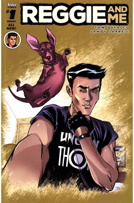 Reggie and Me #1 Cover D [Archie Comic] LARGE