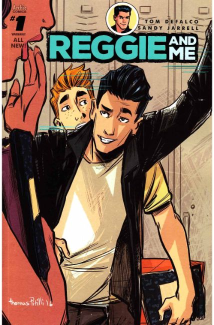 Reggie and Me #1 Cover G [Archie Comic]_THUMBNAIL