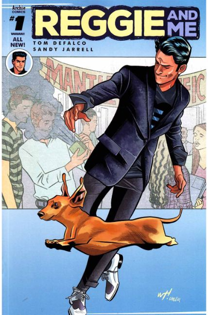 Reggie and Me #1 Cover H [Archie Comic]_THUMBNAIL
