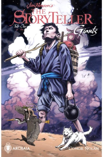 Jim Henson Storyteller Giants #1 [Boom Comic] THUMBNAIL