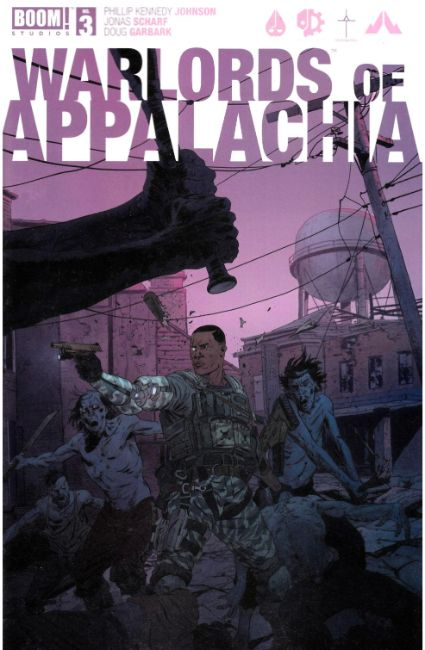 Warlords of Appalachia #3 [Boom Comic] THUMBNAIL