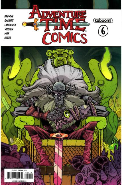 Adventure Time Comics #6 [Boom Comic] THUMBNAIL