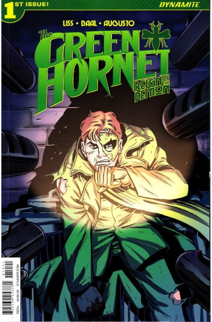 Green Hornet Reign of the Demon #1 Cover B [Dynamite Comic] THUMBNAIL