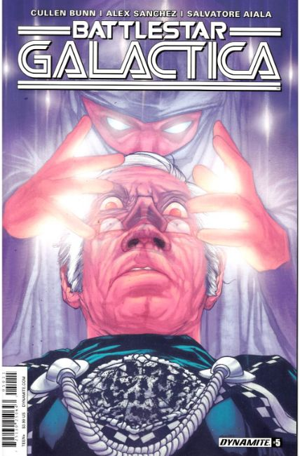 Battlestar Galactica Vol 3 #5 Cover A [Dynamite Comic] THUMBNAIL