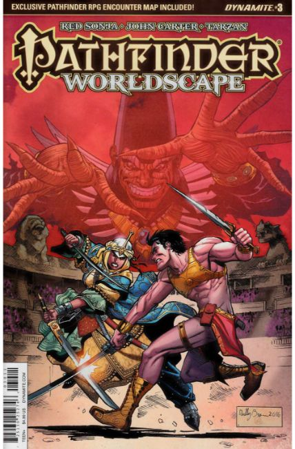 Pathfinder Worldscape #3 Cover A [Dynamite Comic]_THUMBNAIL