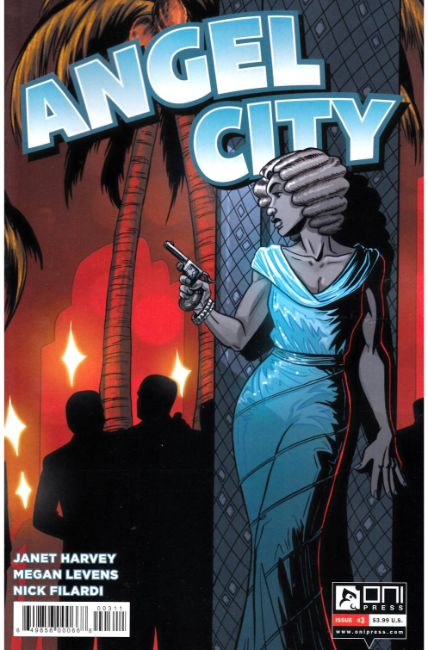 Angel City #3 [Oni Press Comic]