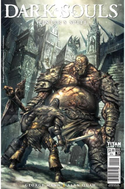 Dark Souls Winters Spite #2 Cover A [Titan Comic] THUMBNAIL