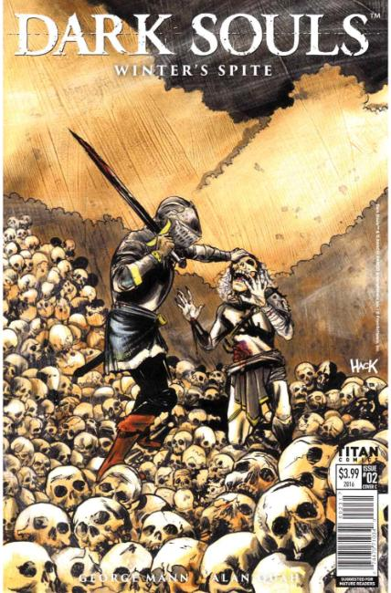 Dark Souls Winters Spite #2 Cover C [Titan Comic] THUMBNAIL