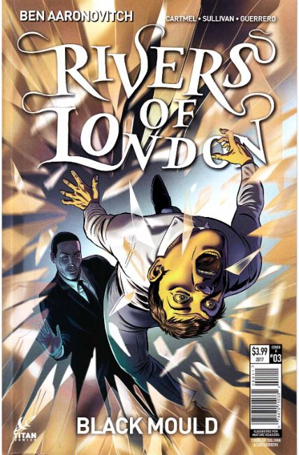 Rivers of London Black Mould #3 Cover A [Titan Comic] THUMBNAIL
