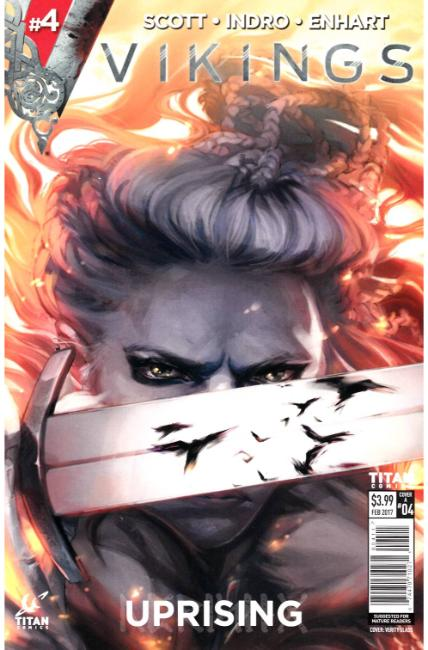 Vikings Uprising #4 Cover A [Titan Comic]_THUMBNAIL