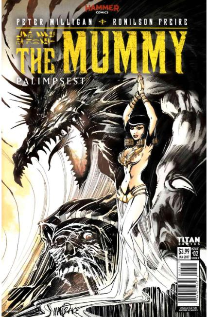 The Mummy #2 Cover A [Titan Comic] THUMBNAIL
