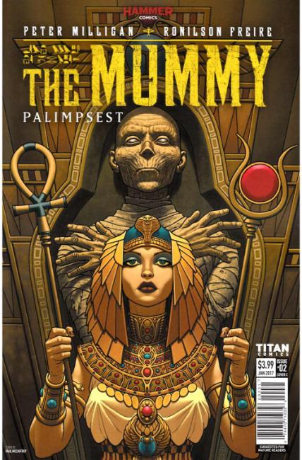 The Mummy #2 Cover C [Titan Comic] THUMBNAIL