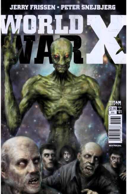 World War X #1 Cover C [Titan Comic]