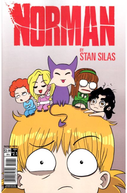 Norman the First Slash #1 Cover C [Titan Comic] THUMBNAIL
