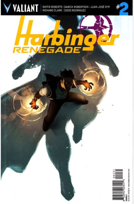 Harbinger Renegade #2 Cover C [Valiant Comic] THUMBNAIL
