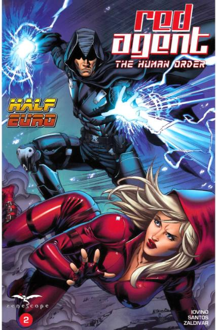 GFT Red Agent Human Order #2 Cover B [Zenescope Comic]_THUMBNAIL
