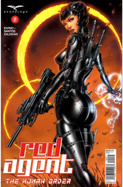 GFT Red Agent Human Order #2 Cover C [Zenescope Comic]_THUMBNAIL