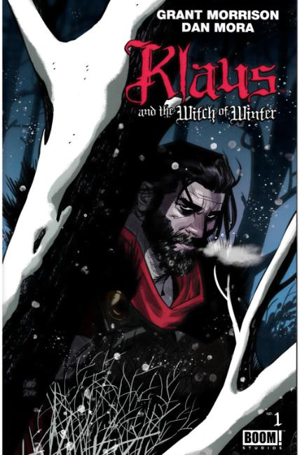 Klaus & Witch of Winter (One Shot) FOC Stewart Variant Cover [Boom Comic] LARGE