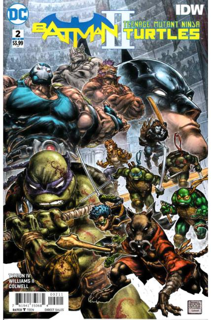 Batman Teenage Mutant Ninja Turtles II #2 [DC Comic]_THUMBNAIL