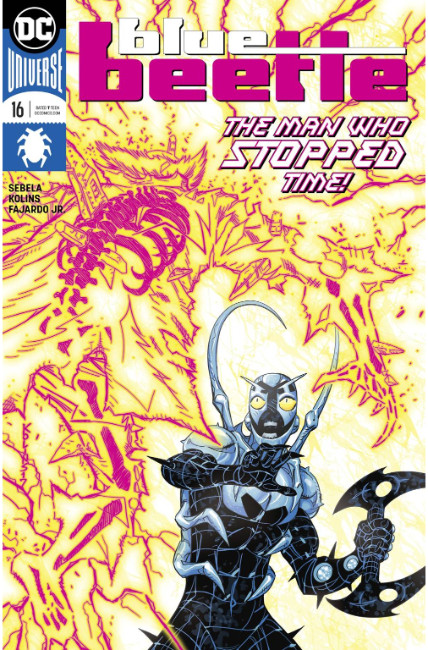 Blue Beetle #16 [DC Comic] LARGE