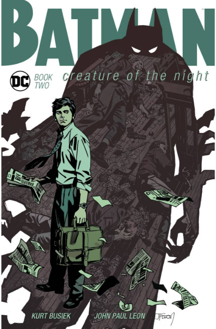 Batman Creature of the Night #2 [DC Comic] LARGE