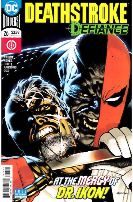 Deathstroke #26 [DC Comic] LARGE