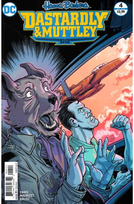 Dastardly and Muttley #4 [DC Comic]_THUMBNAIL