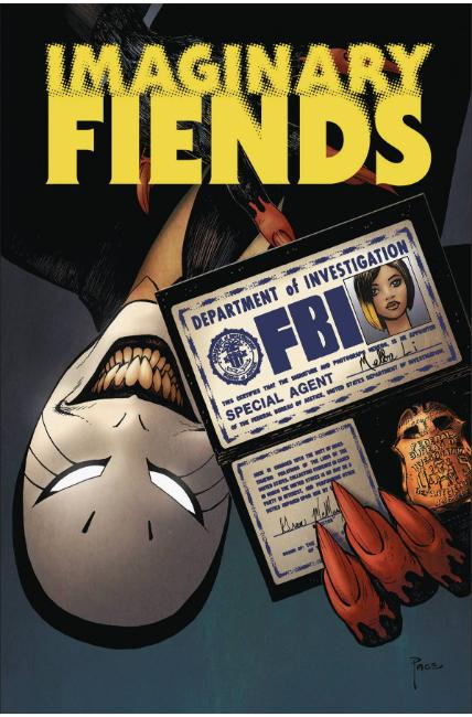 Imaginary Fiends #2 [DC Comic] THUMBNAIL