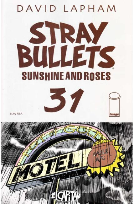Stray Bullets Sunshine & Roses #31 [Image Comic] THUMBNAIL