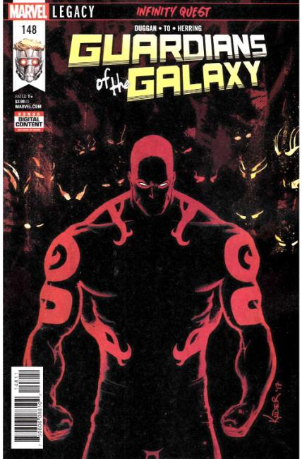 Guardians of the Galaxy #148 Near Mint (9.4) [Marvel Comic] THUMBNAIL