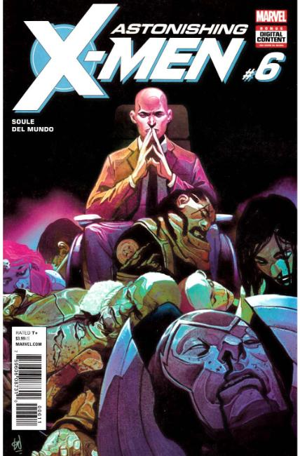 Astonishing X-Men #6 Near Mint (9.4) [Marvel Comic] LARGE