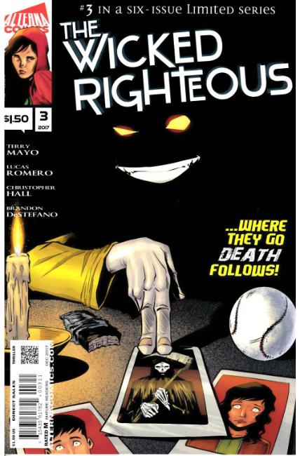 Wicked Righteous #3 [Alterna Comic] THUMBNAIL