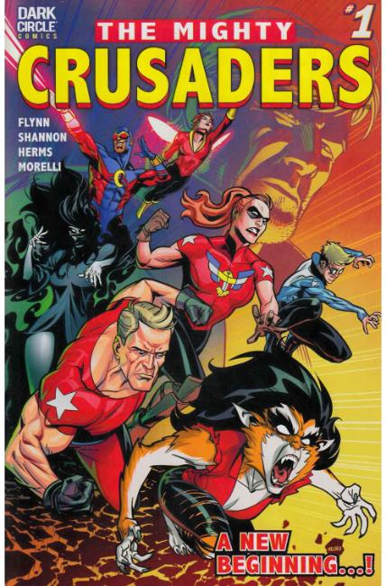 Mighty Crusaders #1 Cover A [Archie Comic]_THUMBNAIL