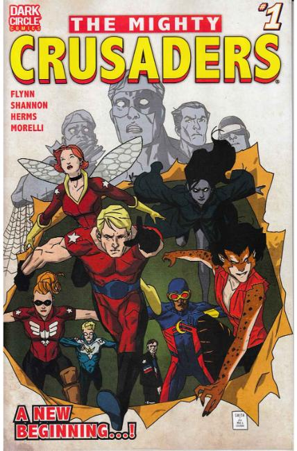 Mighty Crusaders #1 Cover B [Archie Comic]_THUMBNAIL