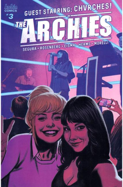 Archies #3 Cover A [Archie Comic] THUMBNAIL