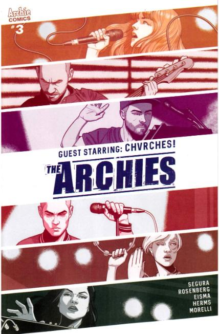 Archies #3 Cover B [Archie Comic] THUMBNAIL