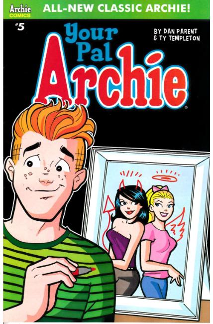 All New Classic Archie Your Pal Archie #5 Cover A [Archie Comic]_THUMBNAIL
