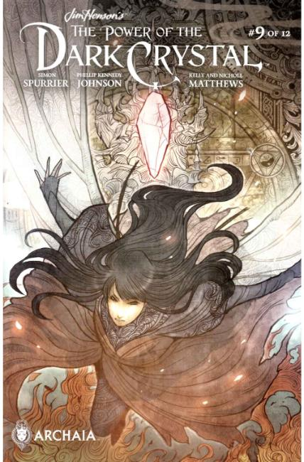 Jim Henson Power of Dark Crystal #9 Subscription Cover [Boom Comic] THUMBNAIL