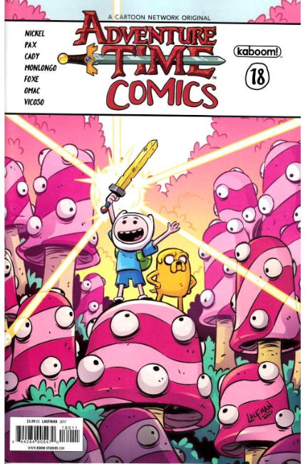 Adventure Time Comics #18 [Boom Comic] THUMBNAIL
