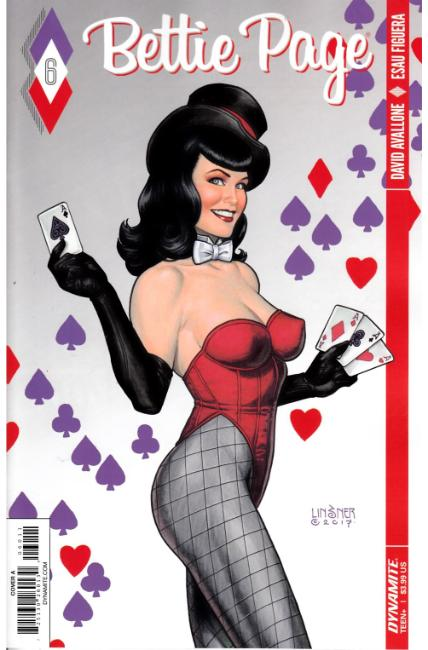 Bettie Page #6 Cover A [Dynamite Comic] THUMBNAIL