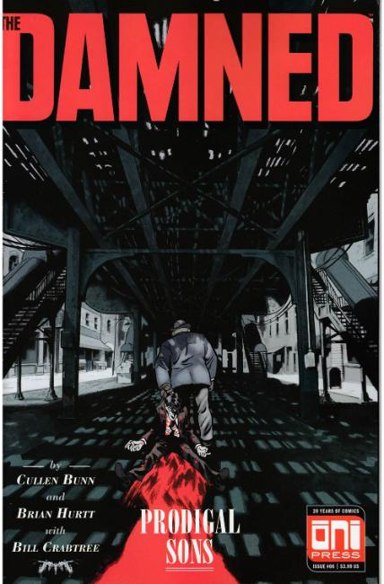 Damned #6 [Oni Press Comic] THUMBNAIL