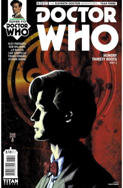 Doctor Who 11th Doctor Year Three #13 Cover A [Titan Comic]_THUMBNAIL