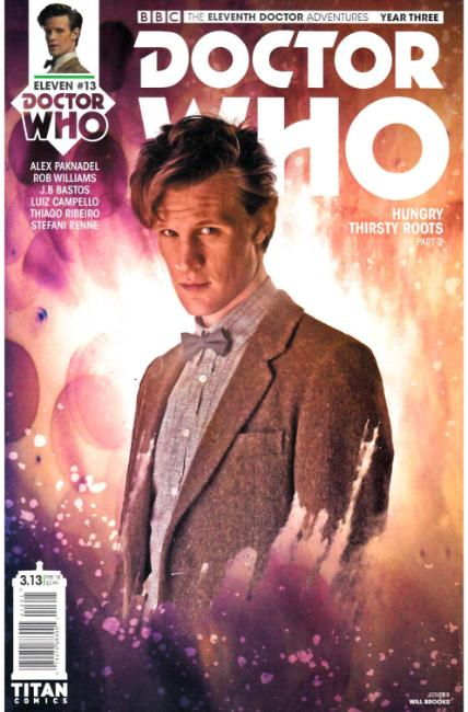 Doctor Who 11th Doctor Year Three #13 Cover B [Titan Comic]_THUMBNAIL