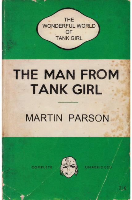 Wonderful World of Tank Girl #3 Cover C [Titan Comic] THUMBNAIL