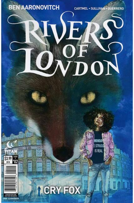 Rivers of London Cry Fox #2 [Titan Comic]